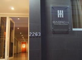 A picture of the hotel: Hotel Boutique Barrio 14