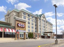 Hotel near Minneapolis