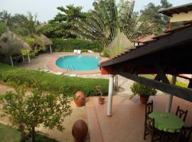 Hotel near Togo