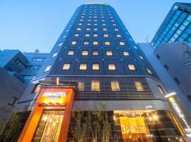 Hotel photo: APA Hotel Shimbashi Toranomon
