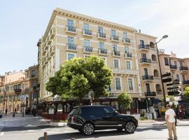 Hotel near Монако