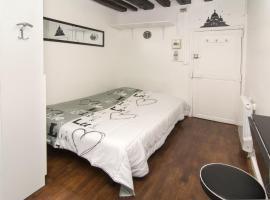 รูปภาพของโรงแรม: Lovely Cosy Studio Paris