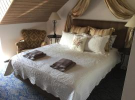 Hotel photo: Rusne Villa