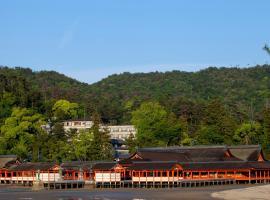 Hotel photo: Miyajima Grand Hotel Arimoto