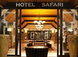 Hotel fotografie: Safari Hotel