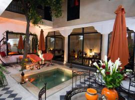 Hotel photo: Riad Le Bel Oranger