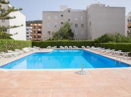 Hotel photo: Hostal Sunset Ibiza