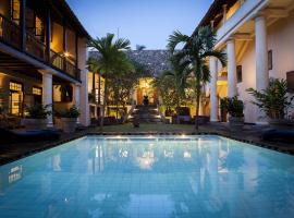 Hotel near Шри Ланка