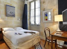 Hotel photo: Hotel The Originals Bordeaux La Tour Intendance (ex Qualys-Hotel)