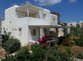 Hotel photo: Cymothoe Villas