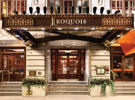 Hotel kuvat: The Iroquois New York