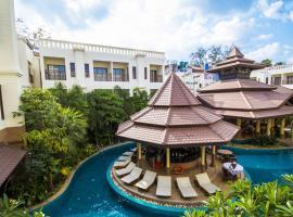 Hotel photo: Shanaya Beach Resort & Spa Phuket