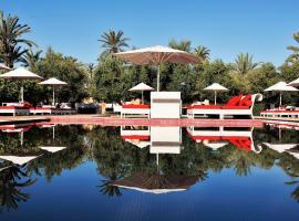 Hotel photo: Murano Resort Marrakech