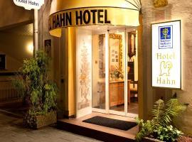 Fotos de Hotel: Hotel Hahn