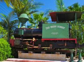 Hotel kuvat: A Railway Lodge