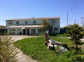 Ξενοδοχείο φωτογραφία: First Sakhalin Hostel