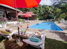 Hotel photo: Kokogrove Chalets