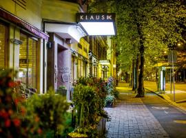 Hotel near Финляндия