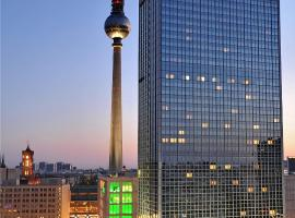 Hotelfotos: Park Inn by Radisson Berlin Alexanderplatz