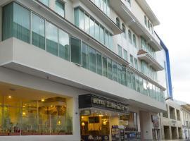 Фотографія готелю: Hotel Libertador