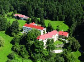 Hotel photo: Hotel Landsitz Pichlschloss