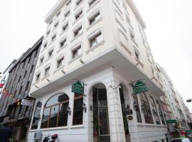 Hotel photo: Hotel Centrum Istanbul