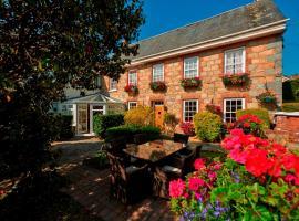 Hotel near Guernsey