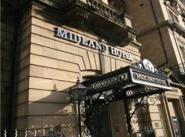Hotel near Bradford