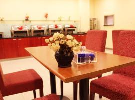 A picture of the hotel: Hanting Express Danyang Xinshikou