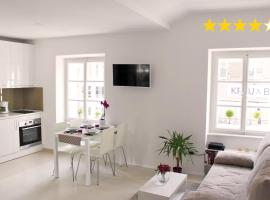 Hotel kuvat: Apartment Simply White