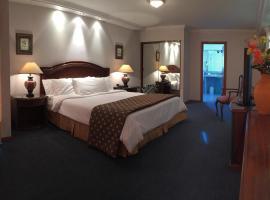 Hotel photo: Crystal Palace Hotel