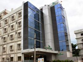 A picture of the hotel: Hotel Green Apple