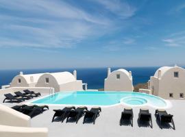Hotel photo: Dome Santorini Resort & Villas