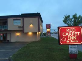 Hotel Foto: Red Carpet Inn & Suites