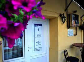 Hotel near Slavonski Brod