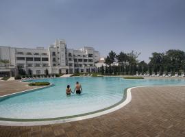 Hotel near Bərdə