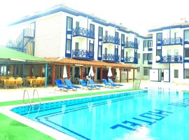 A picture of the hotel: Kerim Hotel