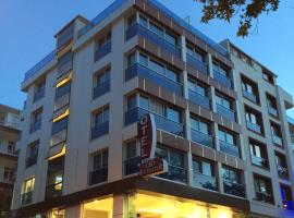 Hình ảnh khách sạn: Bayraktar Hotel