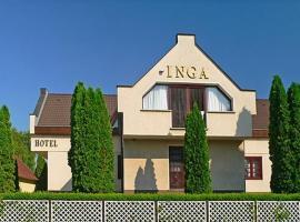 Hotel photo: Inga Hotel