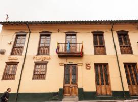 Hotel near Kolumbija
