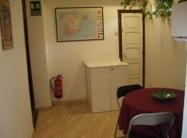 Hotel photo: Hospedaje Senda del Huerna