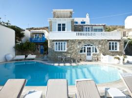 Hotel photo: Voula Apartments & Rooms