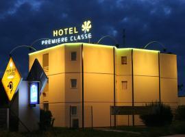 Hotel photo: Premiere Classe Bordeaux Sud Pessac Bersol