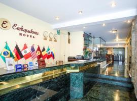 Hotel photo: Embajadores Hotel