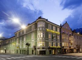 Хотел снимка: Hotel Goldene Krone Innsbruck
