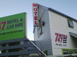 Фотография гостиницы: 747 Motel & Car Hire