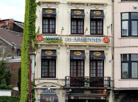 Hotel foto: Hotel Des Ardennes