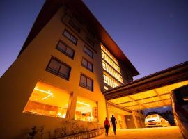 Hotel near Bhutan