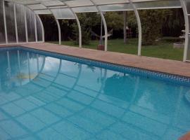 Hotel photo: casa chalet El Sotillo