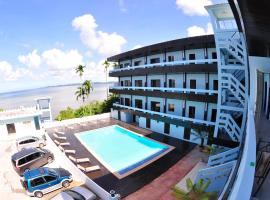 Ξενοδοχείο φωτογραφία: Blue Ocean View Hotel
